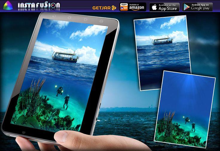 Instafusion cool App #AndroidApps #GooglePlay #SmartTools #PlayStore #artimage #typography #imageupload #multiple #multipleimages #start #photographyapp #upload #ocean #Fish #UnderwaterPhotography #tropical #sea #Tropicalfish #Aquarium #Underwater #diving #app #apps #mobilapp #ipadapp   https://itunes.apple.com/app/id847293896