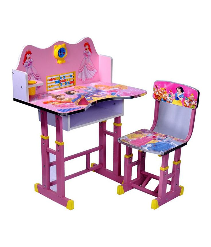 Study Table for Kids - Furniture for Home Office Check more at http://www.nikkitsfun.com/study-table-for-kids/