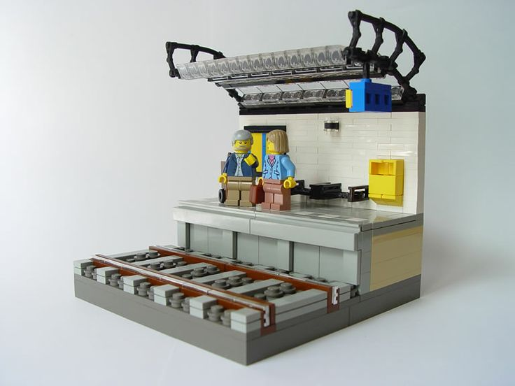 how to make a lego mansion instructions