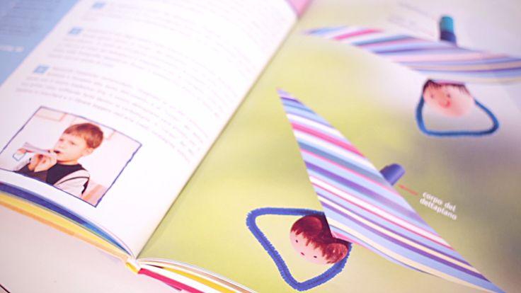 Come fare un deltaplano di carta che vola davvero