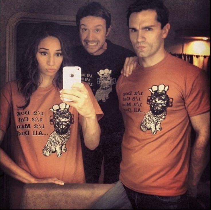 'Dog The Cat Man Dude' T-Shirts!