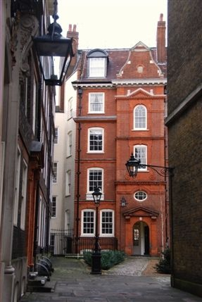 Inns of Court, The City