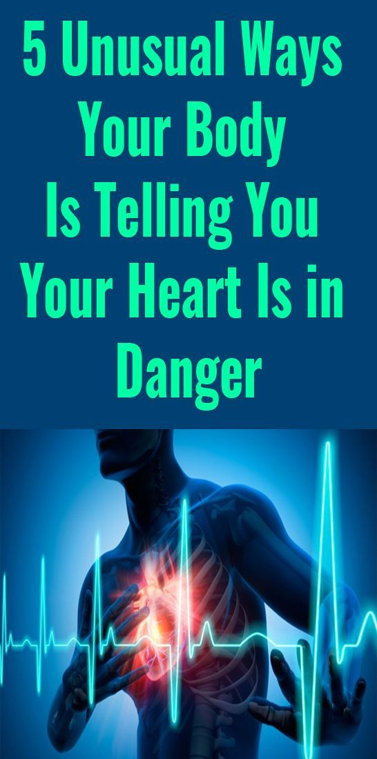 Five Red Flags That Your Body Puts Up To Tell You That Your Heart Is In Trouble