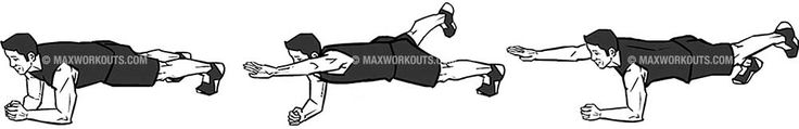 The best plank exercise for ripped abs
