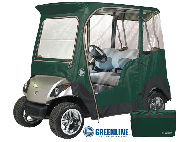 Golf Cart Enclosure by Greenline for Yamaha *2 passenger cart