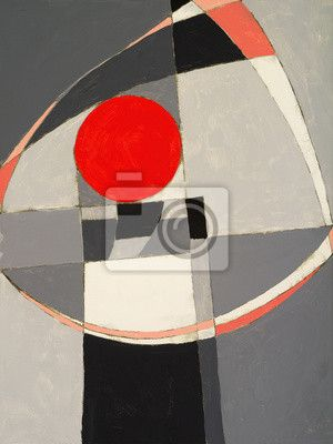 Fototapeta malarstwo abstrakcyjne - Abstrakcyjne • PIXERS.pl