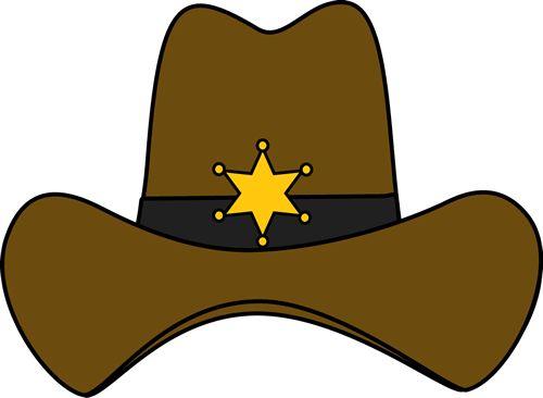 Cowboy Hat Clip Art Printables Western amp Native AmericanTheme