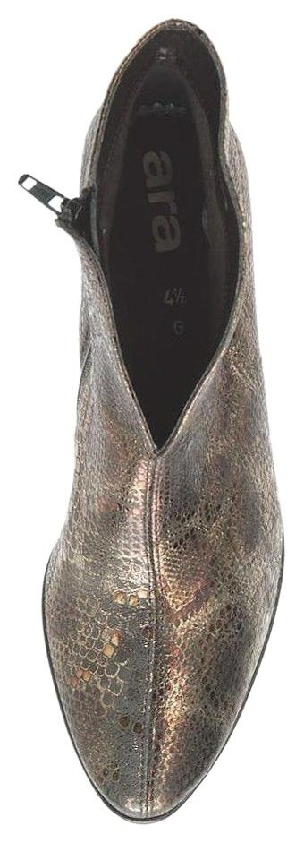 Ara Metallic Python Leather Bronze Boots. Get the must-have boots of this season! These Ara Metallic Python Leather Bronze Boots are a top 10 member favorite on Tradesy. Save on yours before they're sold out!