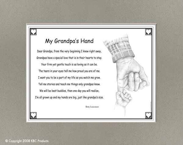 My Beautiful Granddaughter Poem Kbc Products Heartfelt