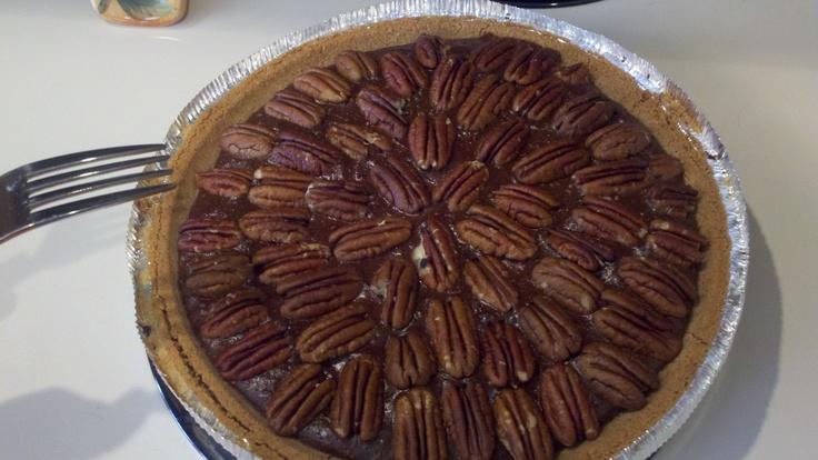 Pecan Pie Low Fat 103