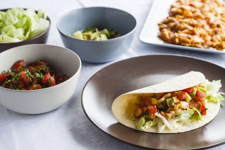 Tacos mexicanos de tinga de pollo recipe tacos and blog - Tacos mexicanos de pollo ...