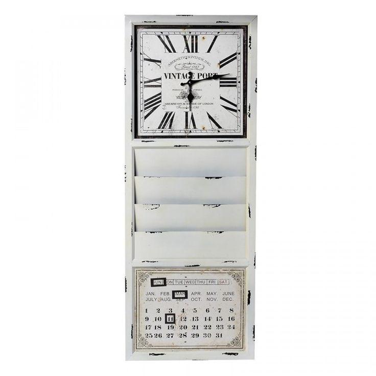 Ρολόι/ημερολόγιο τοίχου