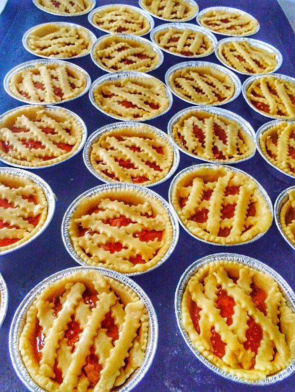 Crostatine #chicchedigrano  www.chicchedigrano.com