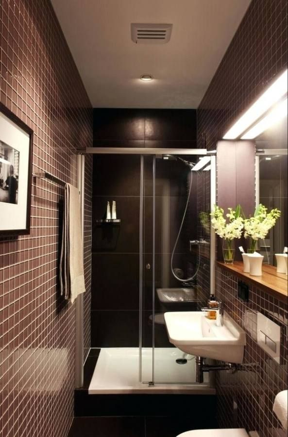 the best small narrow bathroom ideas on ensuite  small