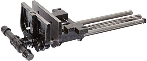 "Yost 10047 Heavy Duty Ductile Iron Woodworker's Vise, Rapid Action, 10"", Black"