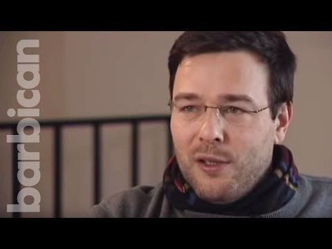 Andreas Scholl talks about countertenors for Barbican Great Performers 2009-2010 - YouTube