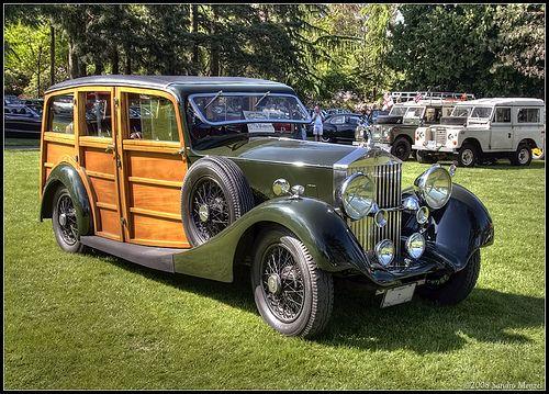 Rolls-Royce, 1936 – 20/25 | Flickr - Photo Sharing!