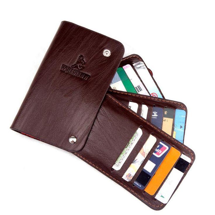 designer card case mens