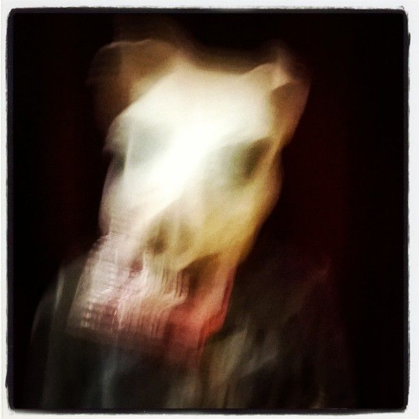 Bit #FrancisBacon moment here #NightVisions #maximumHalloween3015