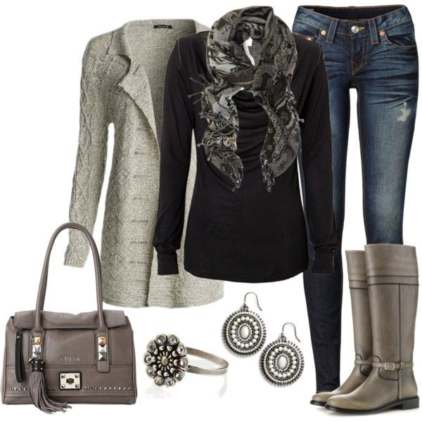 """Weekend Neutrals"" by smores1165 on Polyvore"
