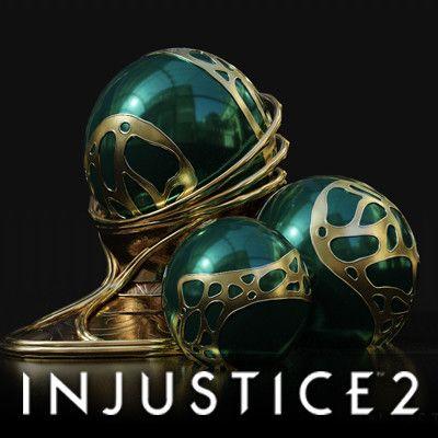 Injustice 2 - Atlantis, Jason Pytko on ArtStation at https://www.artstation.com/artwork/qdZRP