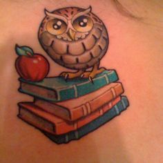 teacher tattoos - Google Search
