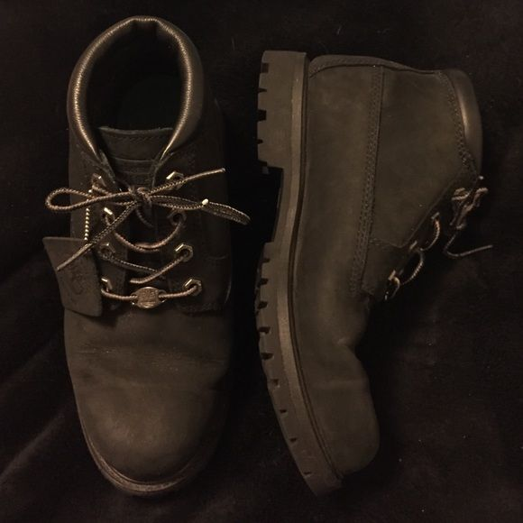 Timberland Nellie chukka Timberland Nellie boots very comfy and stylish! In great condition Timberland Shoes Lace Up Boots