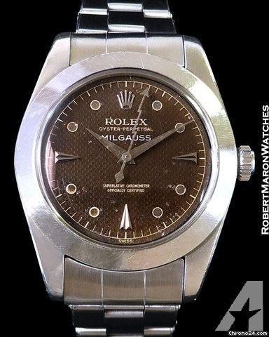 Rolex Milgauss Price On Request