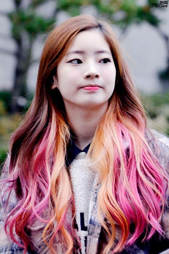 The Hair Evolution of TWICEs Dahyun - Koreaboo