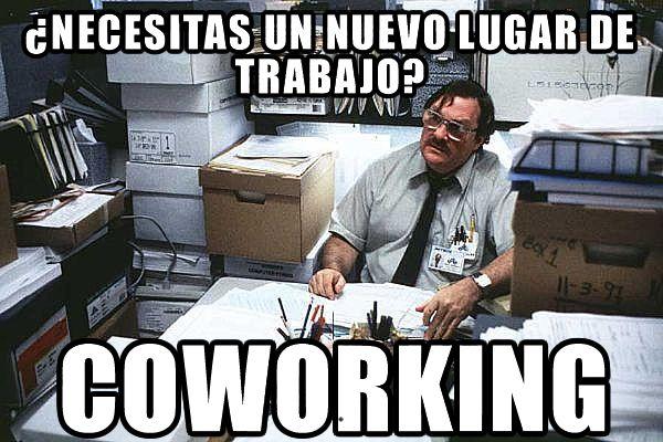 ¿Necesitas un nuevo lugar de trabajo?