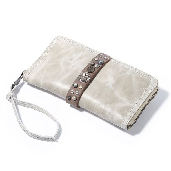 Noosa Amsterdam Wallet - Light Taupe | YouAllOver