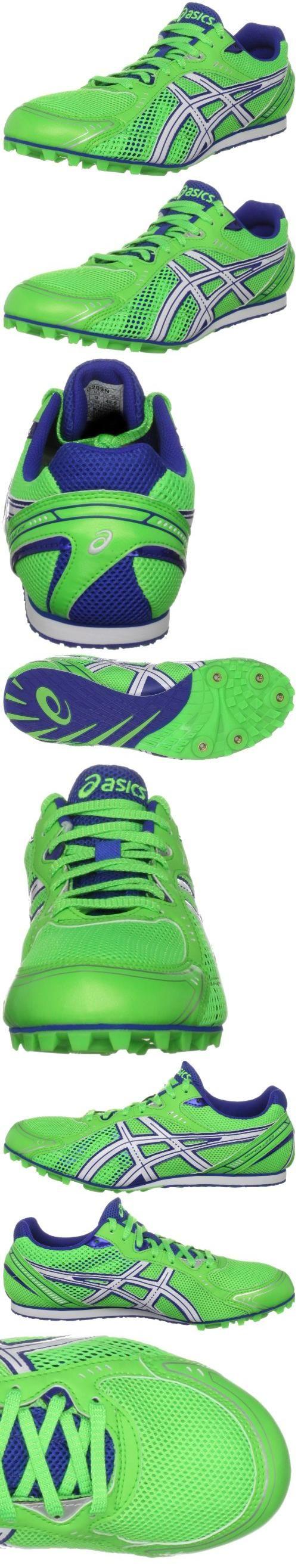 ASICS HYPER Long Distance 4 ES Running Spikes Mens Green