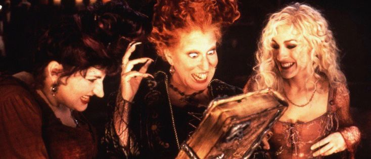 A Hocus Pocus Book Will Give Us the Long-Awaited Sequel  ||  A new Hocus Pocus book coming on the 25th anniversary of the beloved film will finally offer the sequel that never came together on the big screen. http://www.slashfilm.com/hocus-pocus-book-sequel/