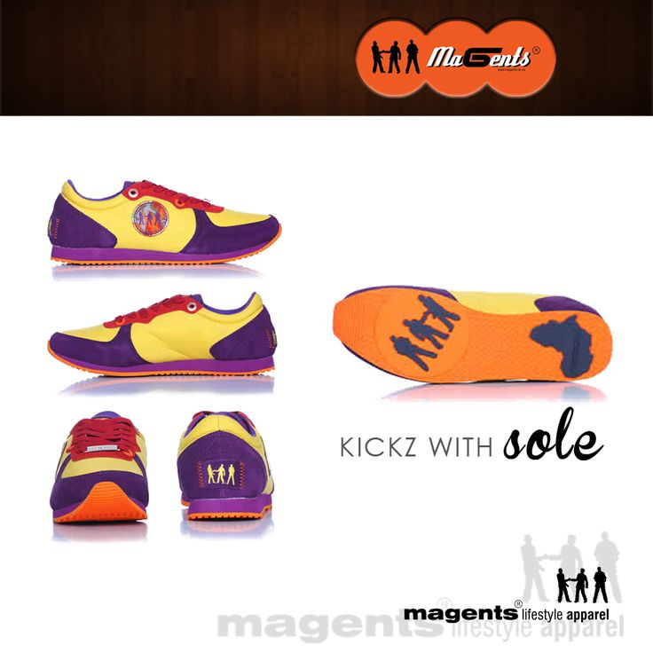 Magents Achuze - part of the first Sports collection