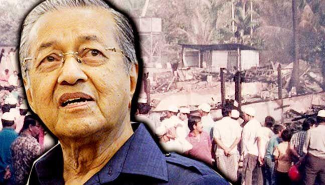 Dr M sedih Tragedi Pak Ya 1989 tidak jadi pengajaran   Bekas perdana menteri teringat peristiwa sebuah sekolah agama swasta terbakar di Kedah dan berkata lebih banyak usaha patut diambil untuk memastikan langkah keselamatan kebakaran tersedia.  KUALA LUMPUR: Bekas perdana menteri Tun Dr Mahathir Mohamad hari ini berkata beliau kecewa dengan kejadian kebakaran yang meragut nyawa 22 pelajar dan 2 guru di sebuah sekolah tahfiz di Keramat awal hari ini dan berkata nampaknya tiada pengajaran…
