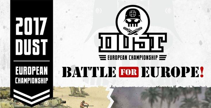 Paint your models for 2017 Dust European Championship / Pomaluj swoje modele na Mistrzostwa Dust1947