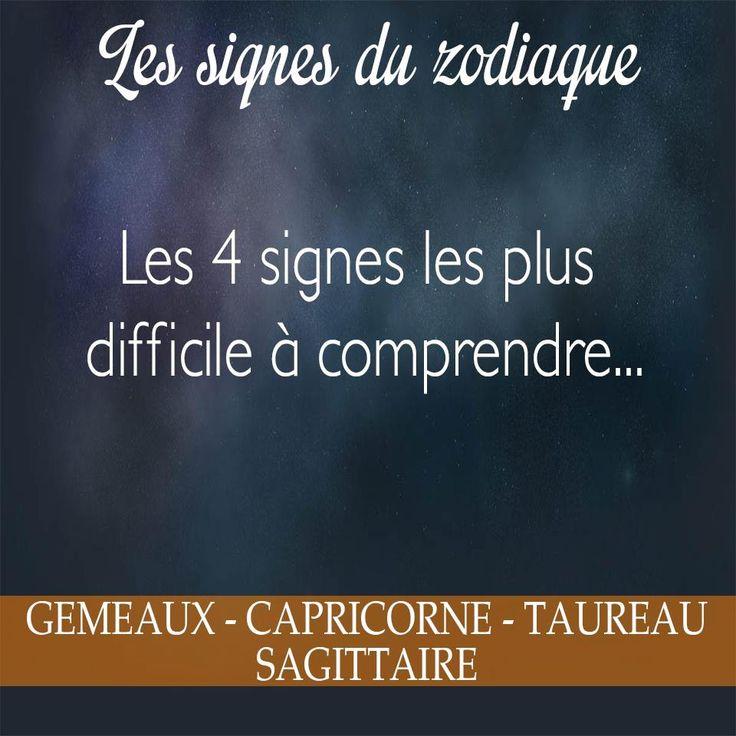 Je suis capricorne