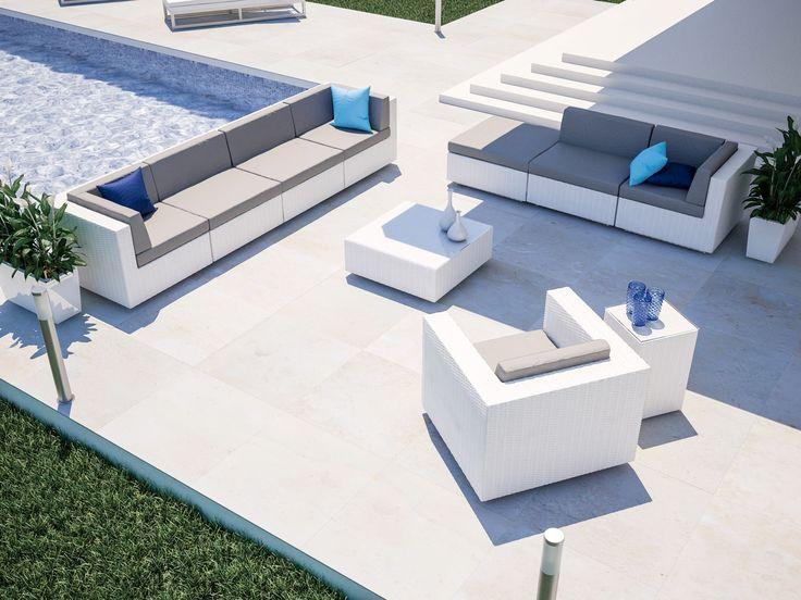 Trend Gartensofas aus Rattan g nstig online kaufen Egal ob f r Garten oder Terrasse mit diesem Rattan Sofa sitzen Sie gut