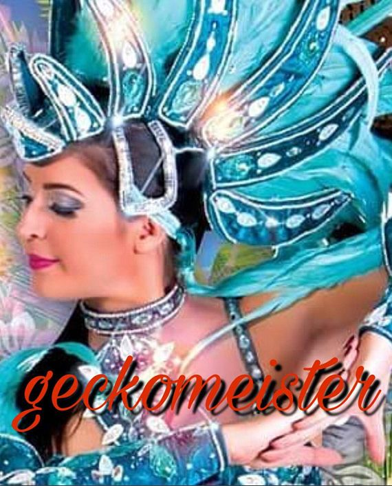 Samba Majestic Mohawk Headdress Wire Frame Design - Custom Made ...