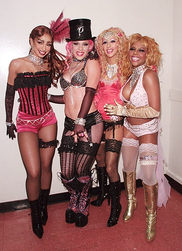 Mya, Pink, Christina Aguilera & Lil' Kim - LADY MARMALADE 2001