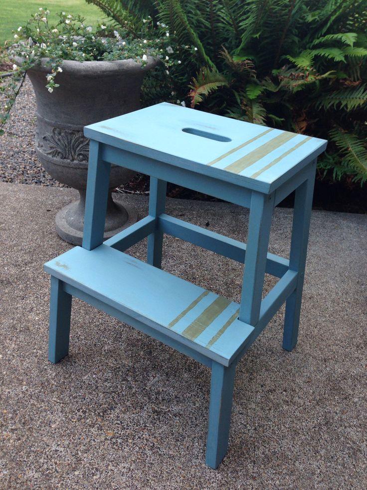 82 best ikea keukentrap images on pinterest ikea bekvam step stools and bekvam stool - Ikea portaspezie bekvam ...