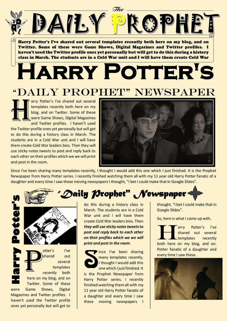 Newspaper Article Template Google Docs Newspaper