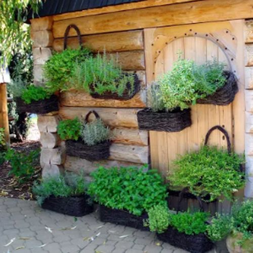 771 best Window Wall Pots images on Pinterest Window boxes