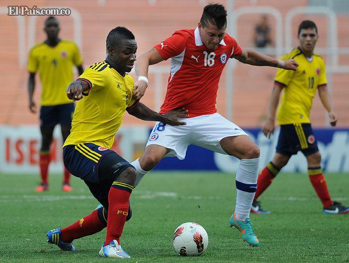 Selección Colombia cayó ante Chile y aplazó su clasificación    En la próxima jornada, Colombia enfrenta a Bolivia este martes 15 de enero. Una victoria perfilaría el pase de los dirigidos por 'Piscis' Restrepo a la siguiente ronda del torneo.    En la próxima jornada, Colombia enfrenta a Bolivia este martes 15 de enero. Una victoria perfilaría el pase de los dirigidos por 'Piscis' Restrepo a la siguiente ronda del torneo.