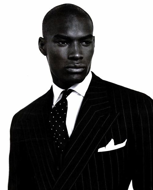 Tyson Beckford for Ralph Lauren