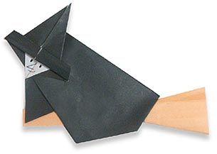 Origami Witch