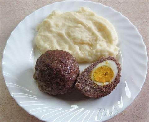 Obrázek z Recept - Pštrosí vejce