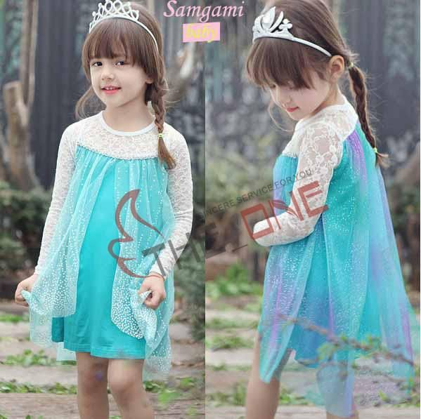 Toddler Elsa Dress