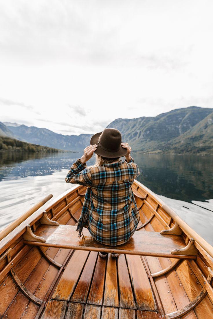 Lake Bohinj, Slovenia. photo by @terumenclova