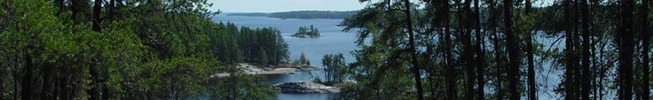 Kab Ash trail - Minnesota- and other trails of Voyageurs NP